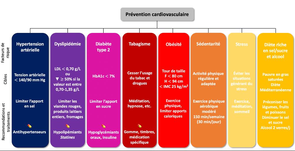 La prévention cardiovasculaire